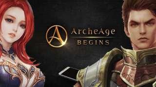 Новый трейлер ArcheAge Begins с геймплейными кадрами