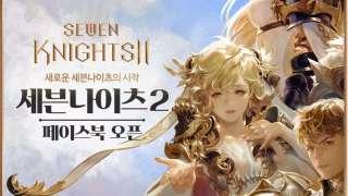 Состоялся анонс мобильной MMORPG Seven Knights 2