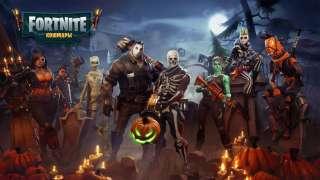 Хэллоуин пришел во Fortnite вместе с крупным обновлением