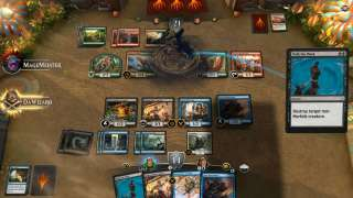 В конце ноября стартует ЗБТ Magic: The Gathering Arena