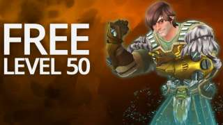 Бесплатное повышение до 50 уровня в Wildstar
