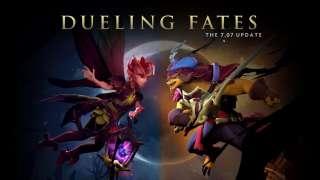 Стал известен список изменений обновления «Dueling Fates» для Dota 2
