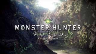 В декабре пройдет эксклюзивный бета-тест Monster Hunter: World для PS4