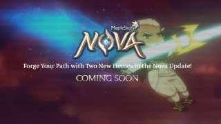 Первая часть крупного обновления Nova для MapleStory выйдет в конце ноября