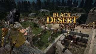 Теперь вы можете стать ополченцем в Black Desert