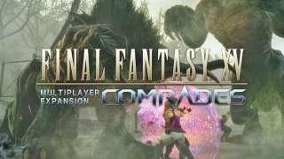 Стала известна дата выхода мультиплеерного DLC для Final Fantasy XV
