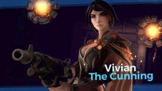 Вивиан — новый герой в Paladins