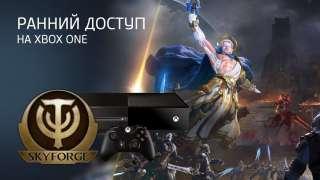 Skyforge вышла в раннем доступе на Xbox One