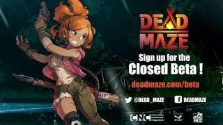 Началось ЗБТ Dead Maze
