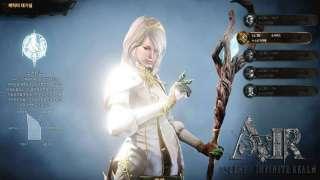[G-STAR 2017] Выбор персонажа и  «полевой» геймплей A:IR (Ascent: Infinite Realm)