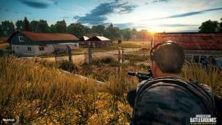Новое оружие в PlayerUnknown's Battlegrounds