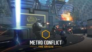 Шутер Metro Conflict: The Origin получил бесплатную версию