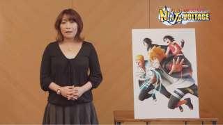 Дзюнко Такэути, озвучившая Наруто, рассказала об игре Naruto x Boruto: Ninja Voltage