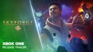 Skyforge вышла на Xbox One