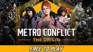 Metro Conflict: The Origin полностью переведен на Free 2 Play