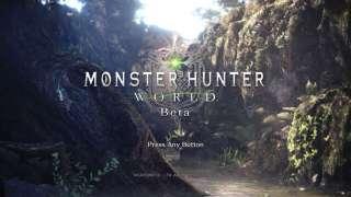 Детали ЗБТ Monster Hunter: World и новые скриншоты