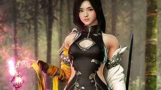 Представлен новый класс Ran для MMORPG Black Desert