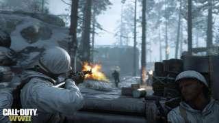 В Call of Duty: WWII пройдет событие «Зимняя осада»