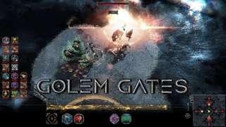 Стратегия Golem Gates вышла в раннем доступе