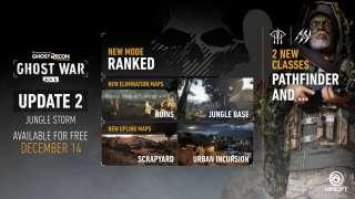 Обновление для PvP-режима Ghost Recon: Wildlands выйдет на следующей неделе