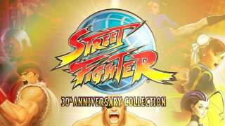 Capcom анонсировала Street Fighter: 30th Anniversary Collection
