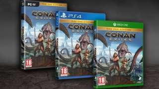 Объявлена дата релиза Conan Exiles