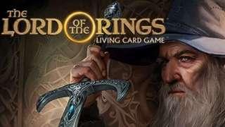 Анонсирована карточная игра по «Властелину колец» — The Lord of the Rings: Living Card Game