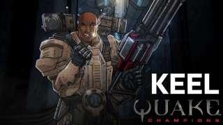 Quake Champions — знакомьтесь, Keel