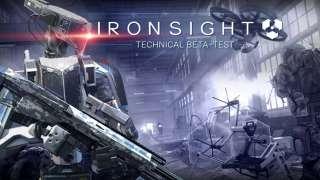Анонсирован технический бета-тест шутера IronSight