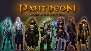 Pantheon: Rise of the Fallen — стартовал этап пре-альфа тестирования