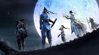 В январе стартует ОБТ корейской версии Moonlight Blade