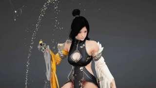 В корейской версии Black Desert можно предсоздать персонажа класса Ran