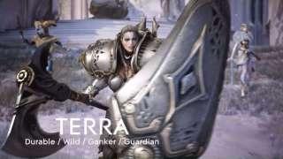 Новым героем в Paragon стала Терра
