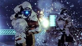 На следующей неделе в Destiny 2 стартует зимний ивент