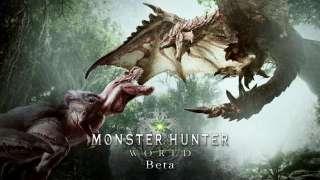На PS4 пройдет еще одна бета Monster Hunter: World
