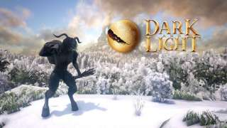 В мире Dark and Light выпал снег