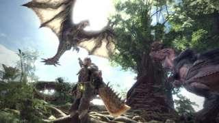 Разработчики Monster Hunter: World рассказали про PC-версию