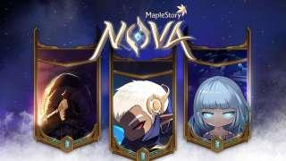 Вышла третья часть обновления Nova для MapleStory