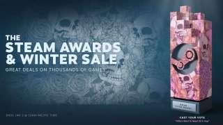 В Steam началась зимняя распродажа