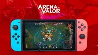 Стартовал прием заявок на ЗБТ Arena of Valor для Nintendo Switch