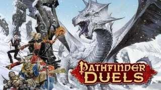 Состоялся релиз карточной игры Pathfinder Duels