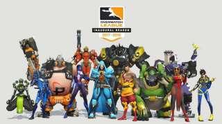 В Overwatch добавили облики в стиле команд киберспортивной лиги