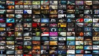 Более 7600 игр вышло в Steam в 2017 году