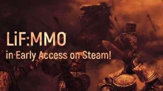 Life is Feudal: MMO — ранний доступ в Steam стартовал
