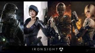 Объявлена дата начала ОБТ IronSight