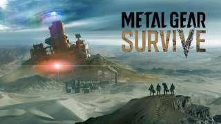 Metal Gear Survive — предзаказ и системные требования