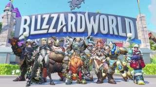 Карту Blizzard World и новые облики в Overwatch добавят на следующей неделе