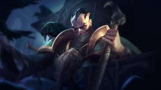 Riot Games показали тизер обновленного Свейна из League of Legends