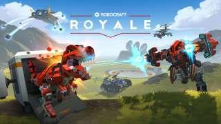 Анонсирована новая игра в жанре «Королевская битва» Robocraft Royale