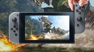 Monster Hunter: World не выйдет на Nintendo Switch